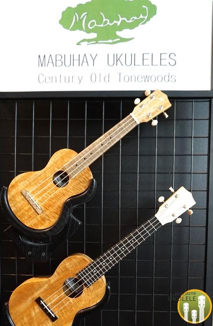 Mabuhay Ukulele