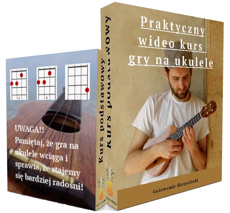 Kurs gry na ukulele